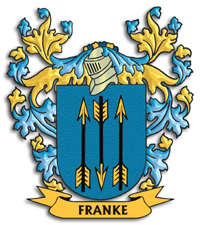 Emblem of Franke-family